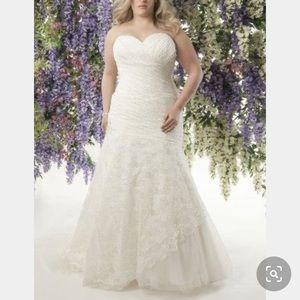 Callista Bridal Fit and Flare